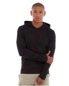 Teton Pullover Hoodie-L-Black