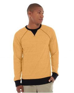 Grayson Crewneck Sweatshirt -L-Orange
