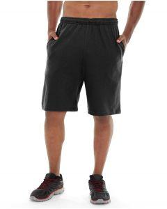 Pierce Gym Short-34-Black