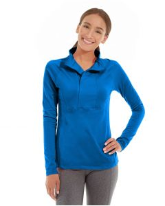 Augusta Pullover Jacket-S-Blue