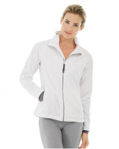 Ingrid Running Jacket-XS-White
