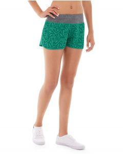 Erika Running Short-28-Green